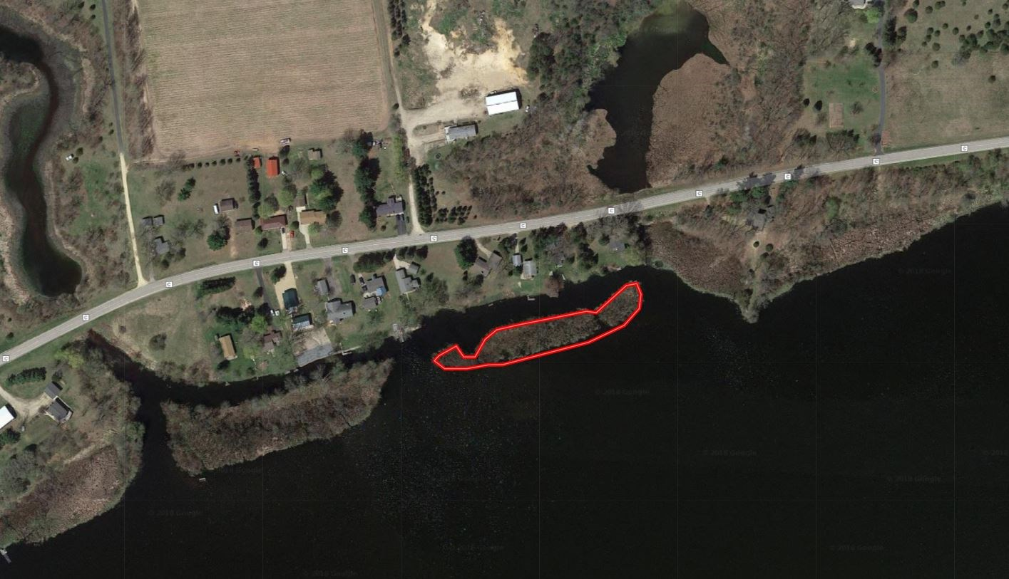Private Island for Sale in Marquette County WI