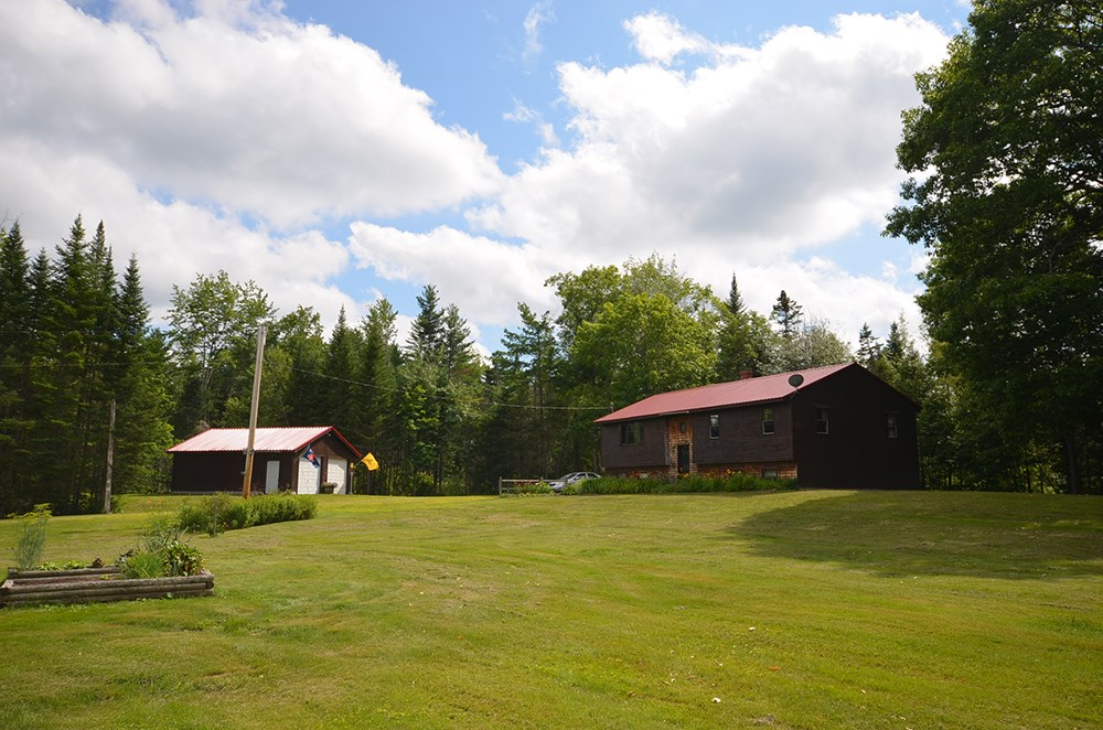 Maine Country Home for Sale in Argyle