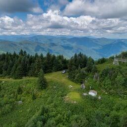 Highest elevation land for sale Balsam NC