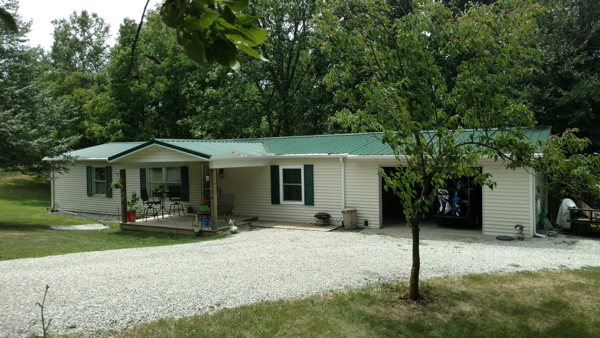 Property with home for sale at Lake Thunderhead in North MO