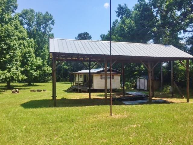 Hunting Camp for Sale Near Louisiana Line in Pike County MS
