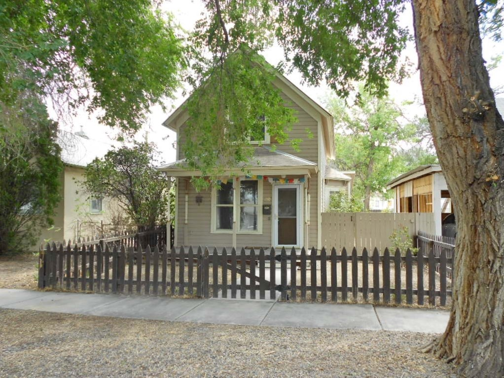 Historic Home in Town For Sale Montrose Colorado