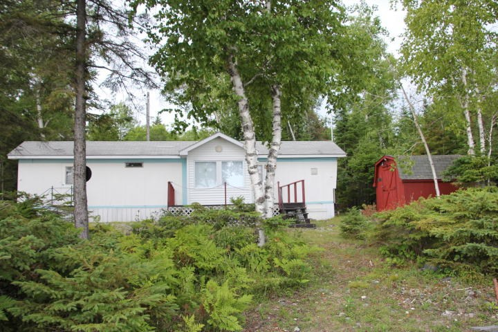 Waterfront Home for Sale UP Drummond Island - UP
