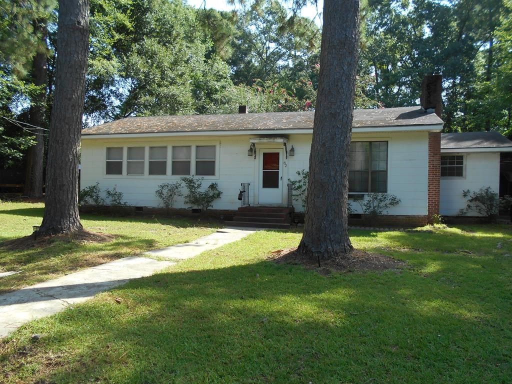Home For Sale in Town Franklin County Bude Mississippi
