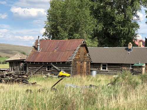 Sustainable Cattle Ranch For Sale in Gunnison County, CO
