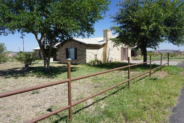 Country Living With Acreage Ft Stockton, West Tx