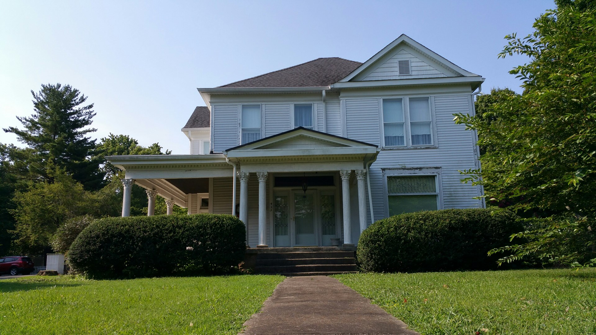 Historic home built in 1910 for sale in Franklin Ky.