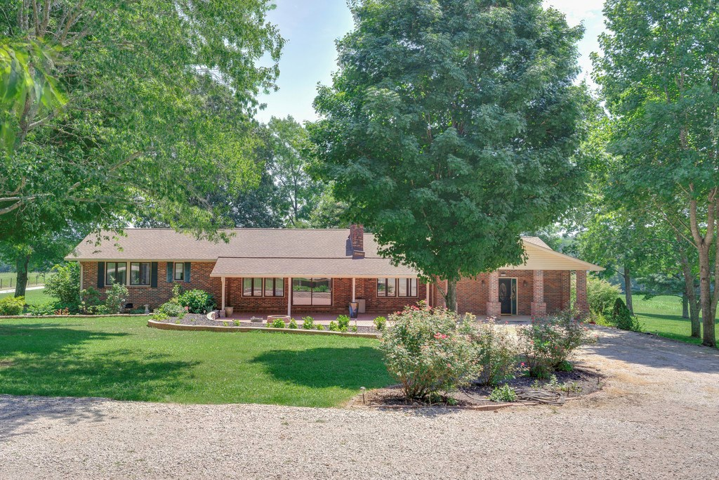 Columbia, Tennessee Maury County Home w/Acreage For Sale
