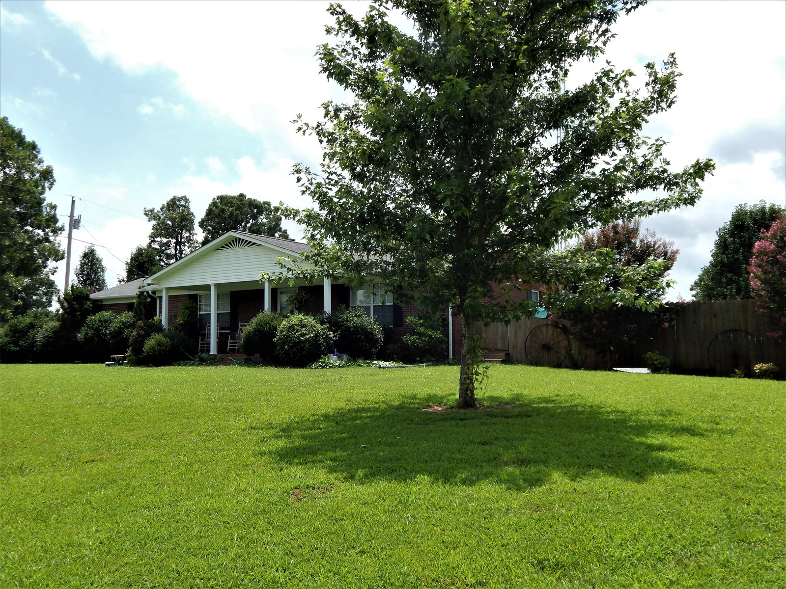 For Sale Tennessee Country Home - Farm, 55.6 Acres, 2 Ponds!