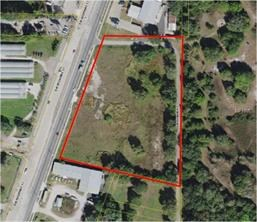 Industrial site for sale near Arcadia, Fl