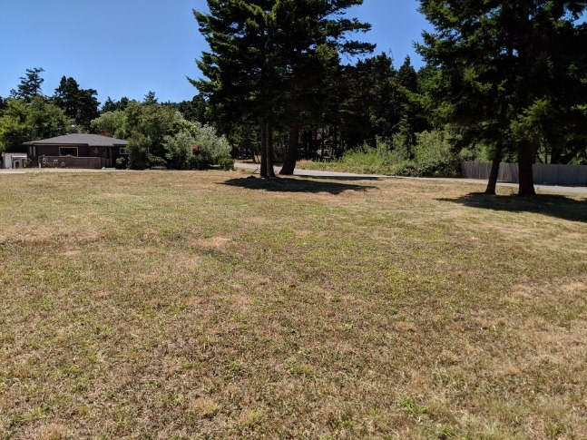 Corner Lot For Sale in Port Orford, Oregon -Commercial zoned