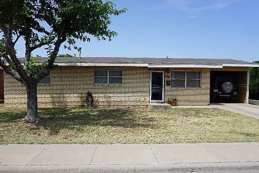 Great Residential Buy in Monahans, TX