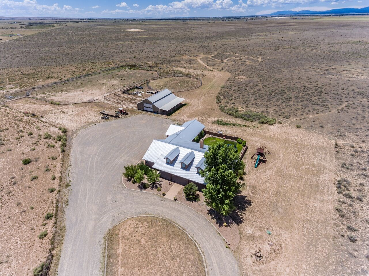 New Mexico Luxury Horse Property For Sale near Stanley