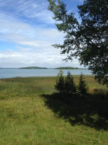 Waterfront Vacant Lots  (2) for Sale Drummond Island