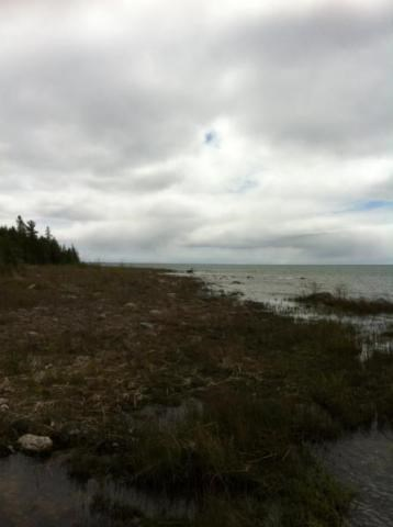 Waterfront Vacant Lot for sale in Upper Peninsula DeTour MI