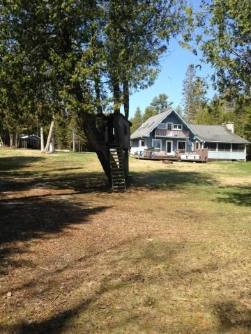 Upper Pennisula Home on Water for sale in De Tour Village