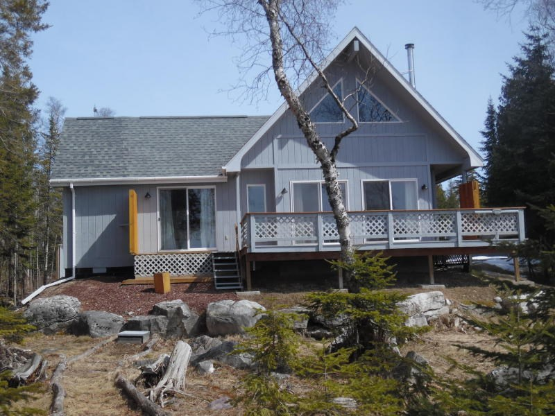Waterfront Home on Lake Huron Drummond Island MI for Sale