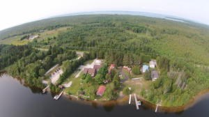 UP Hobby Business on Caribou Lake for sale De Tour Michigan