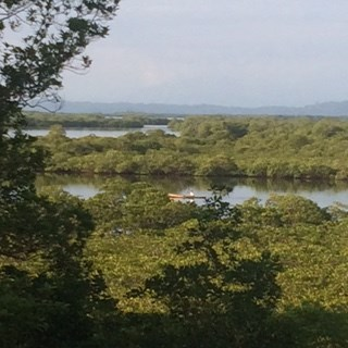 1.7 Acre view lot Solarte, Bocas del Toro Panama