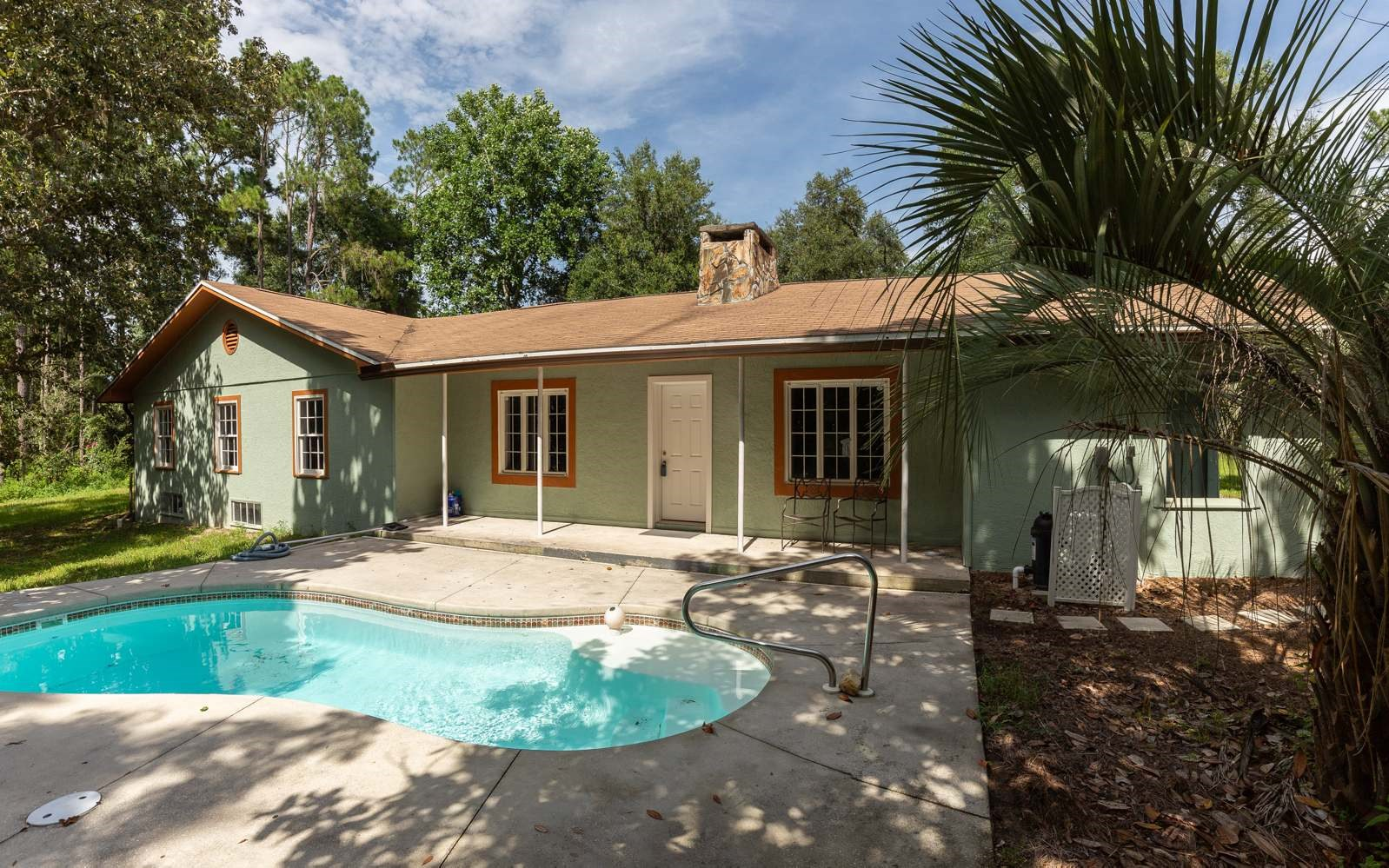 Remodeled Home with Basement For Sale in Suwannee County, FL
