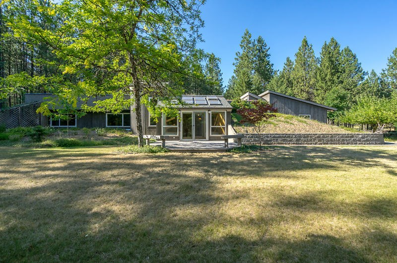 Earth Sheltered Home  For Sale in Coeur dAlene Acreage