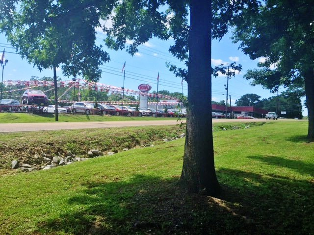 Commercial Acreage for Sale by Walmart, McComb, Pike Co, MS