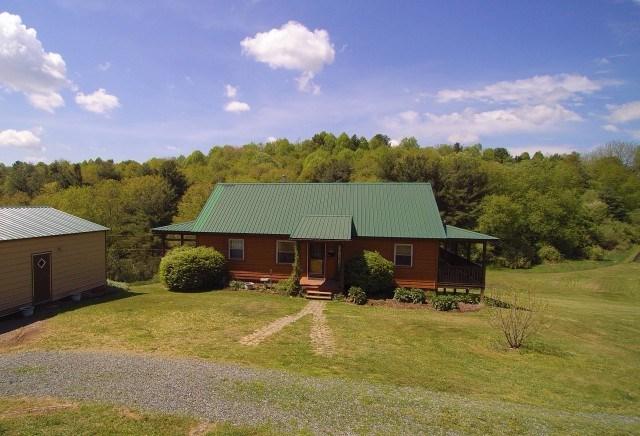 Mini Farm in Blue Ridge Mountains.