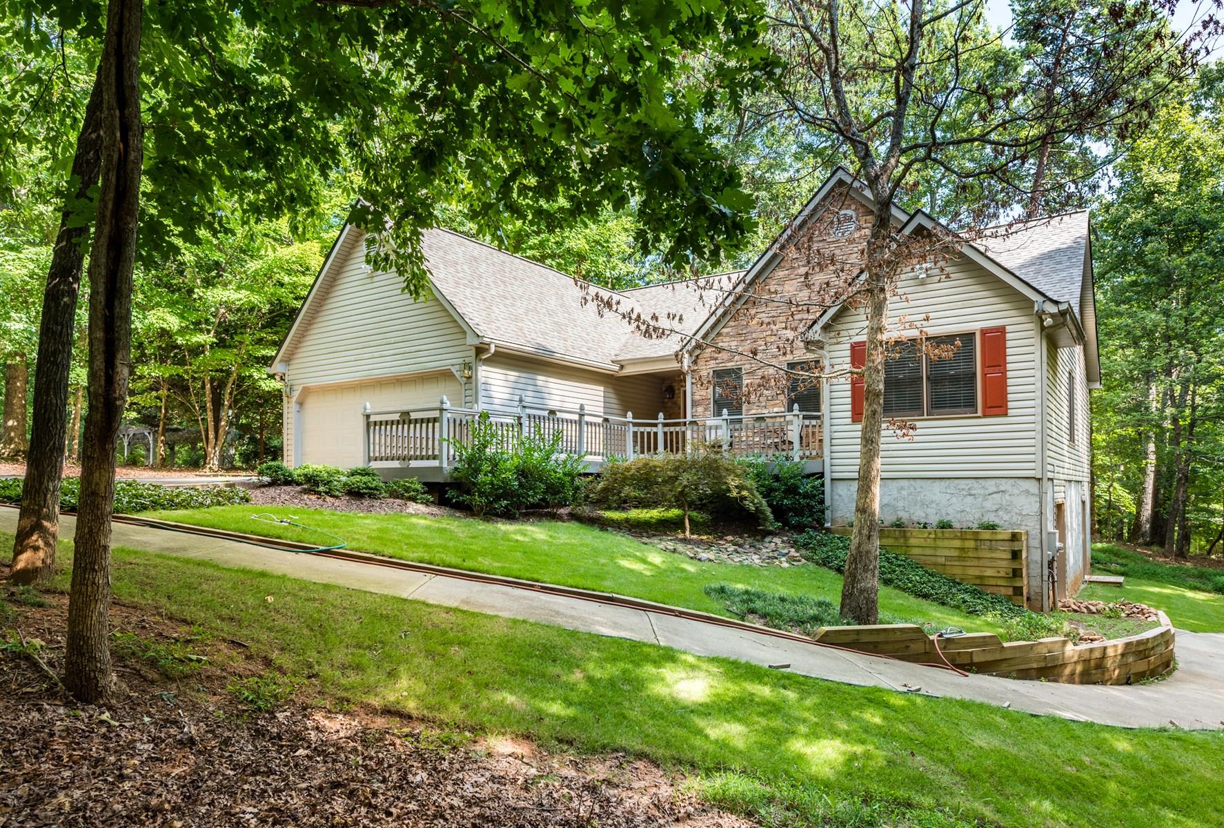 Ranch Home / Bent Tree / Jasper Georgia /Pickens County