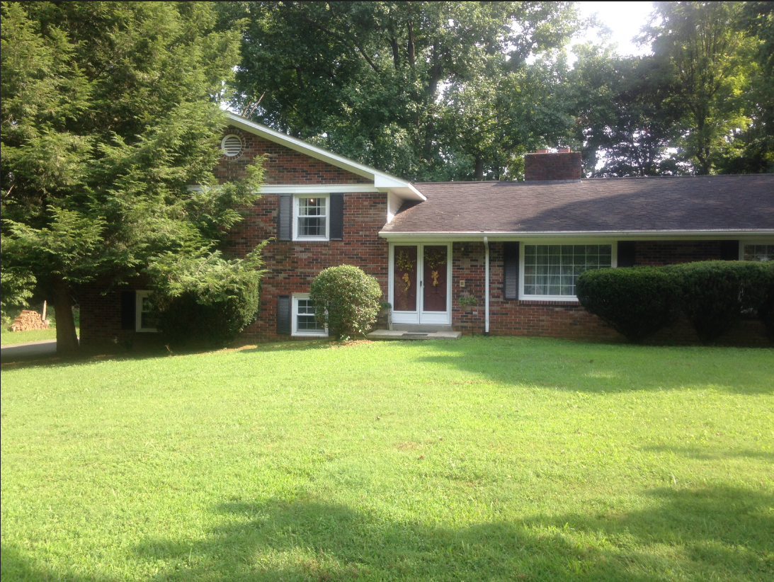 Brick ranch home for sale, Albany, Kentucky