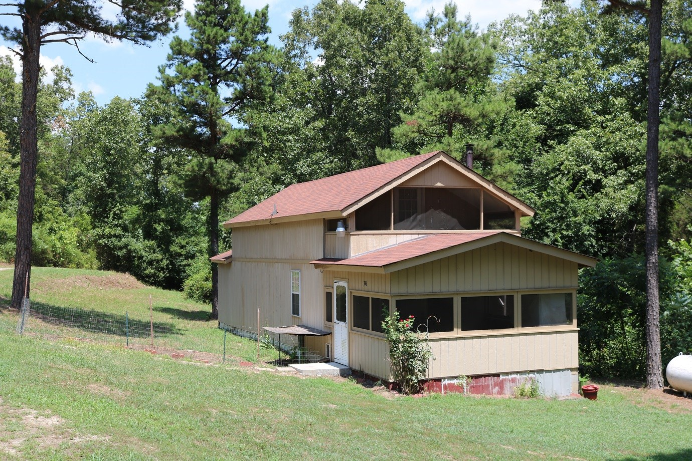 TWO HOMES IN ARKANSAS FOR SALE