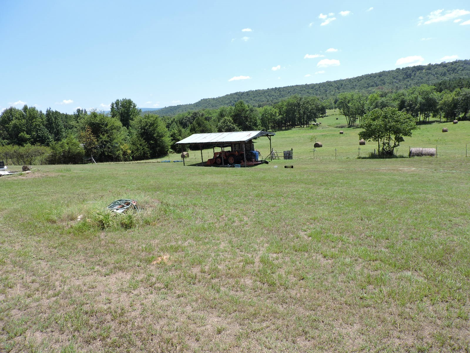 90 Acre Farm with Older Mobile Home