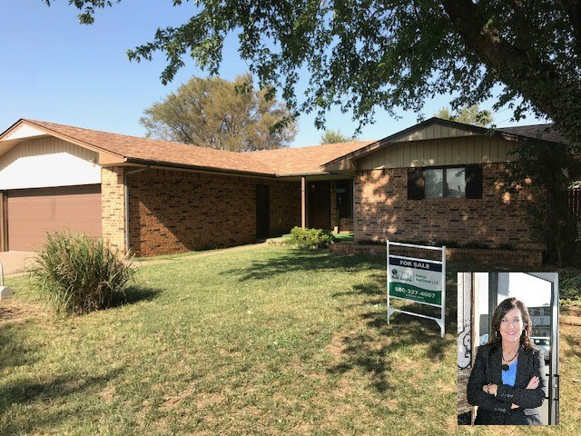 Home for Sale in Carmen, Alfalfa Co