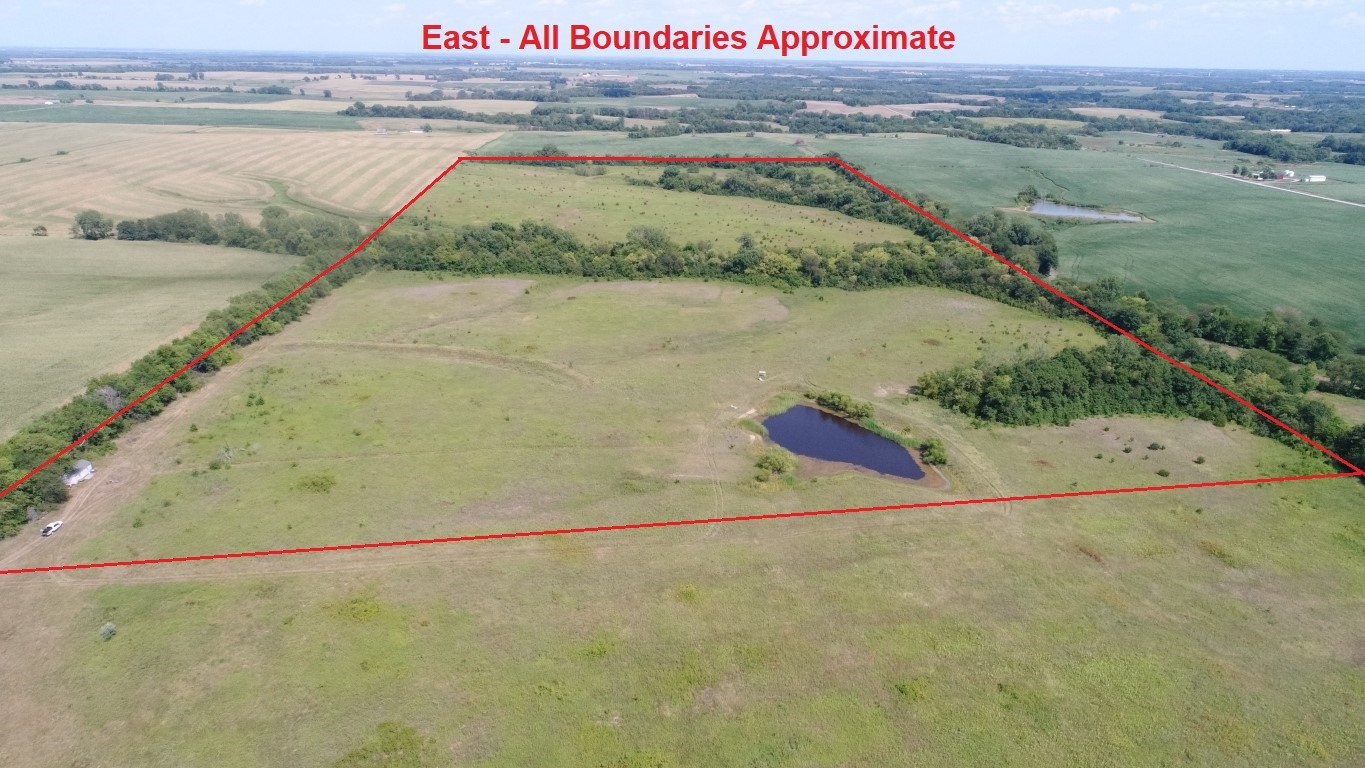 80+/- Acres, Great Combination Hunting and CRP Income