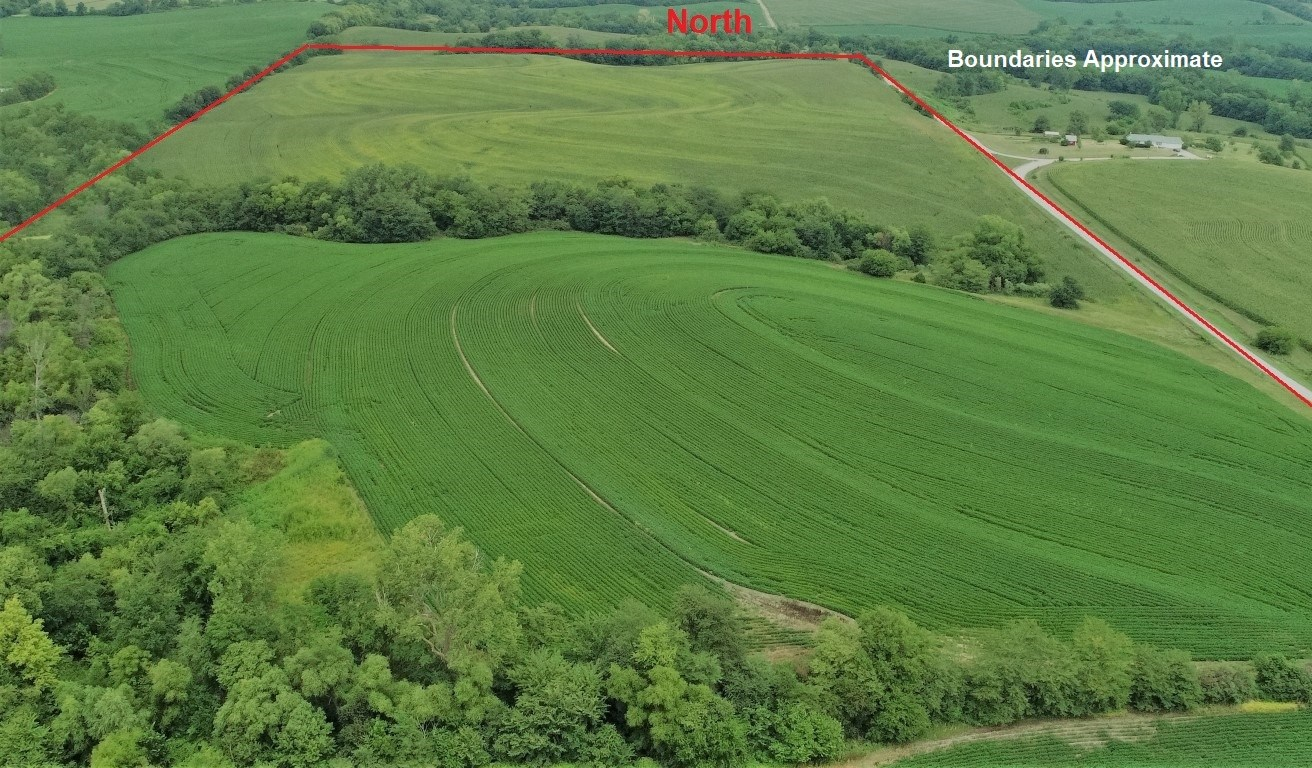 80+/- Acres, Excellent Upland Row Crop, Holt County, MO