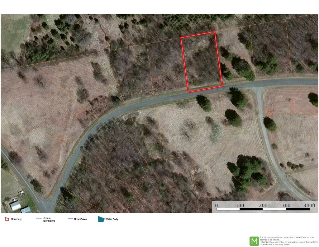 Building Lot Near Olde Mill Golf Course in Carroll County VA