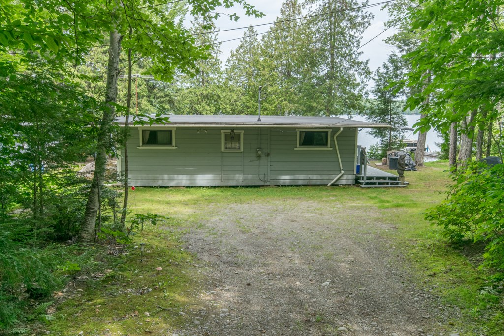 Waterfront Camp For Sale | Lincoln, Maine