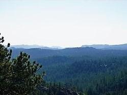MOUNTAIN LOT WITH BEAUTIFUL VIEWS