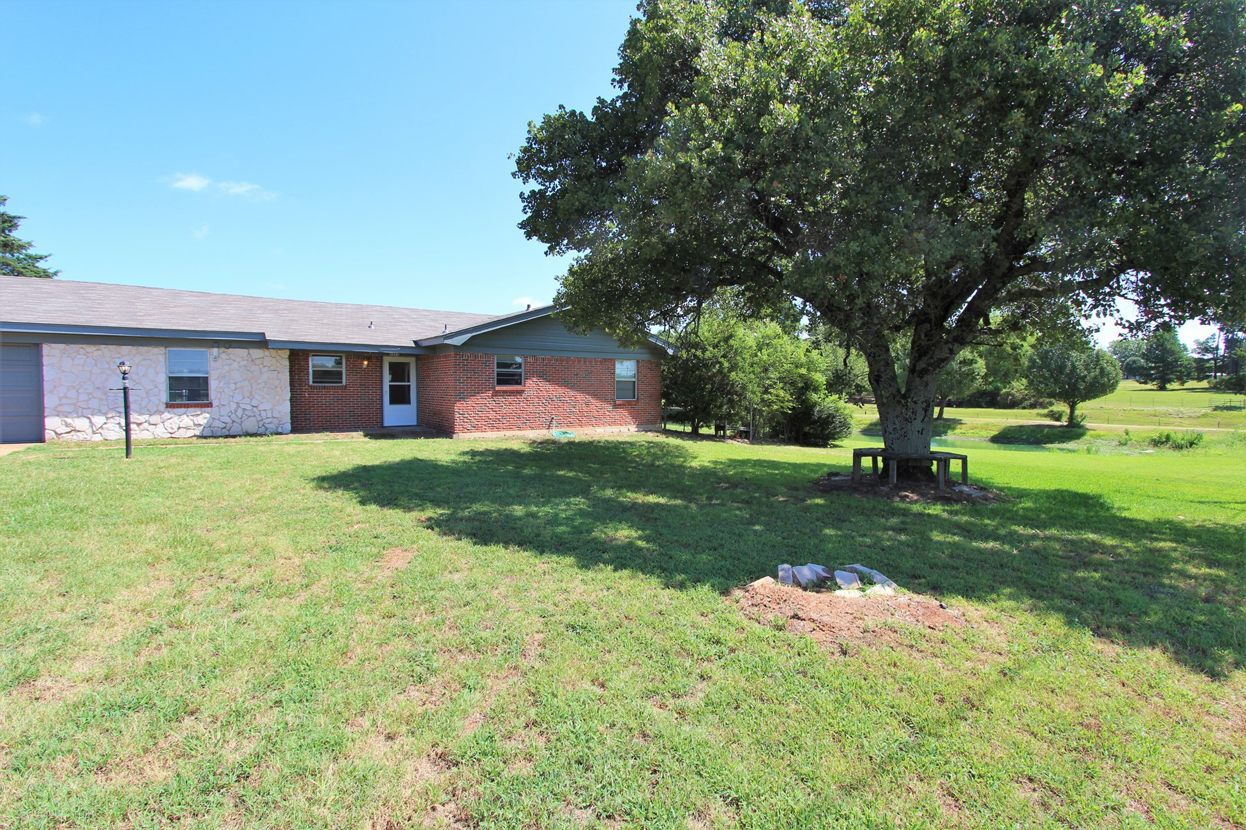Updated Brick Home in Town for Sale in Lamar County, Texas