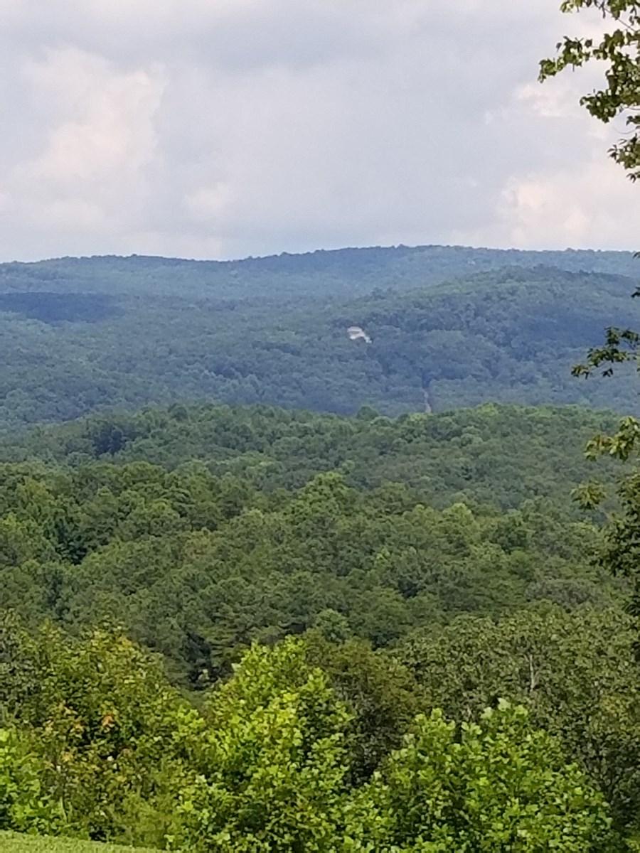 NORTH GEORGIA MOUNTAIN VIEW LOT NEAR JASPER AND ELLIJAY