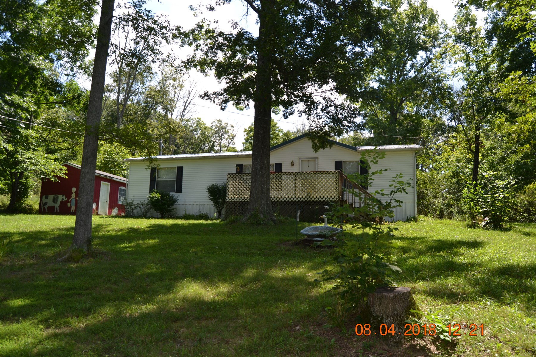 East Tennessee 3 bed 2 bath Home with Garage and 4 acres For