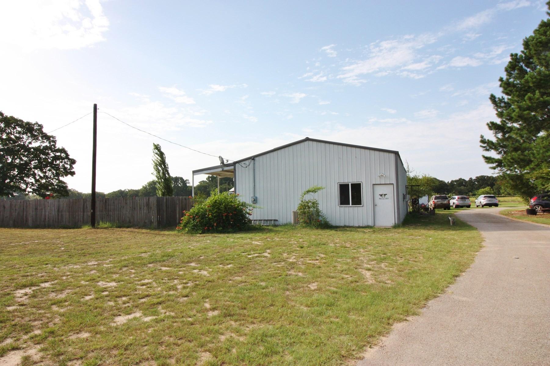 RV Park For Sale in Buffalo, Leon County, Texas
