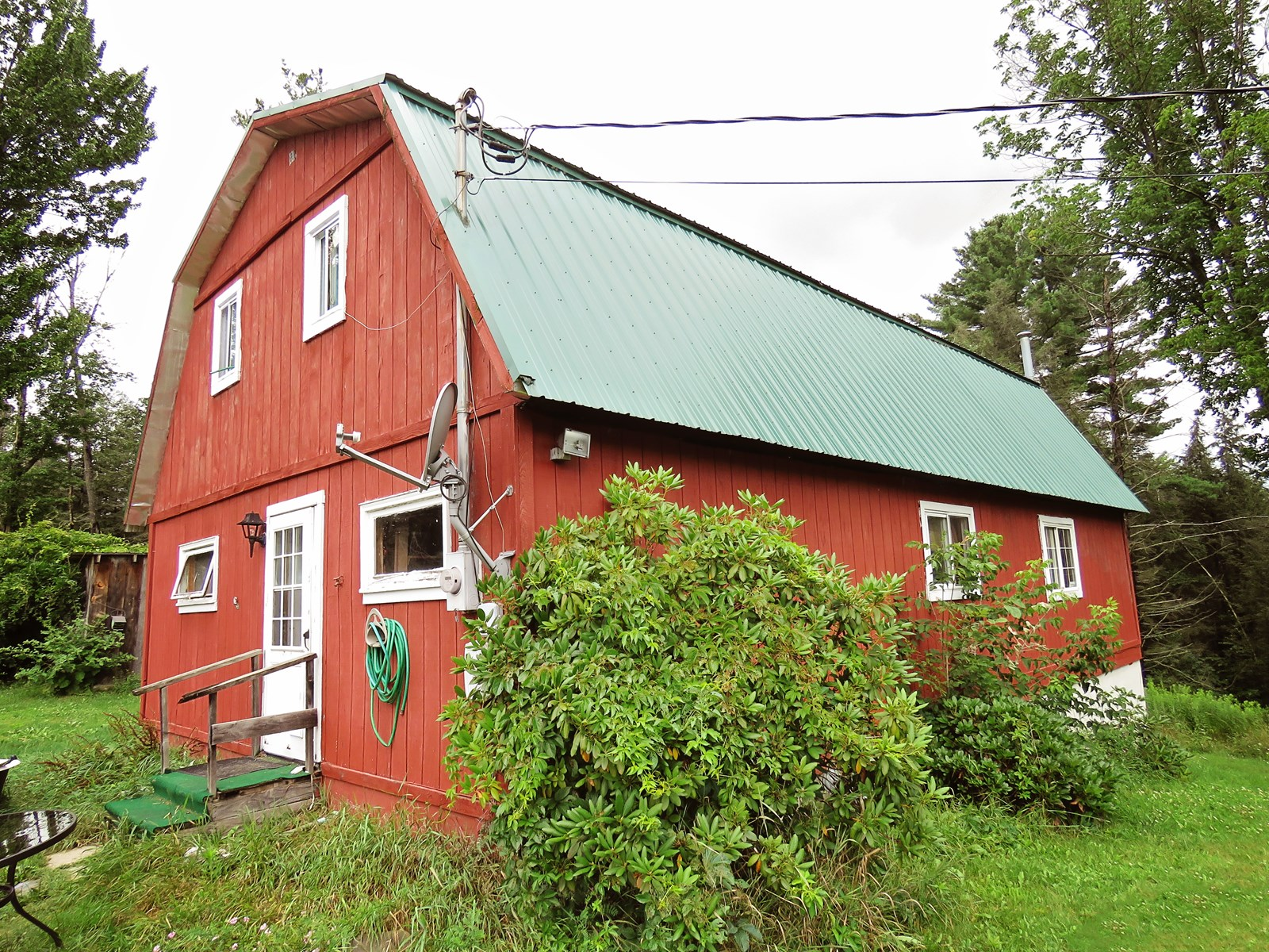 Secluded Country Home on 46+ Wooded Acres For Sale Tioga PA