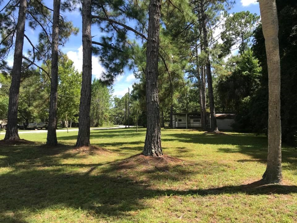 CORNER 2 ACRE LOT IN SUWANNEE FLORIDA