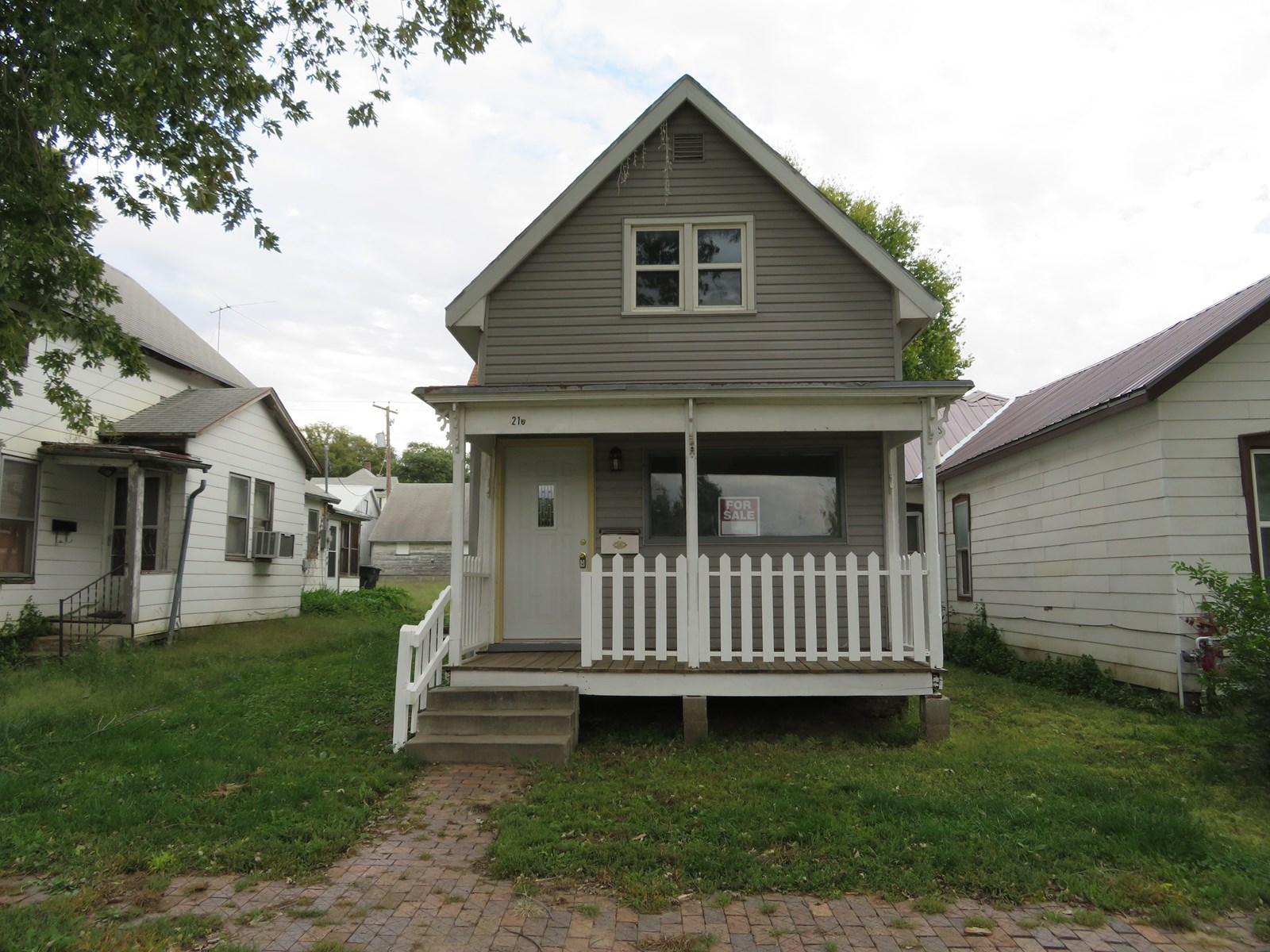 UPDATED 2 BEDROOM 1 BATH FOR SALE MISSOURI VALLEY, IOWA