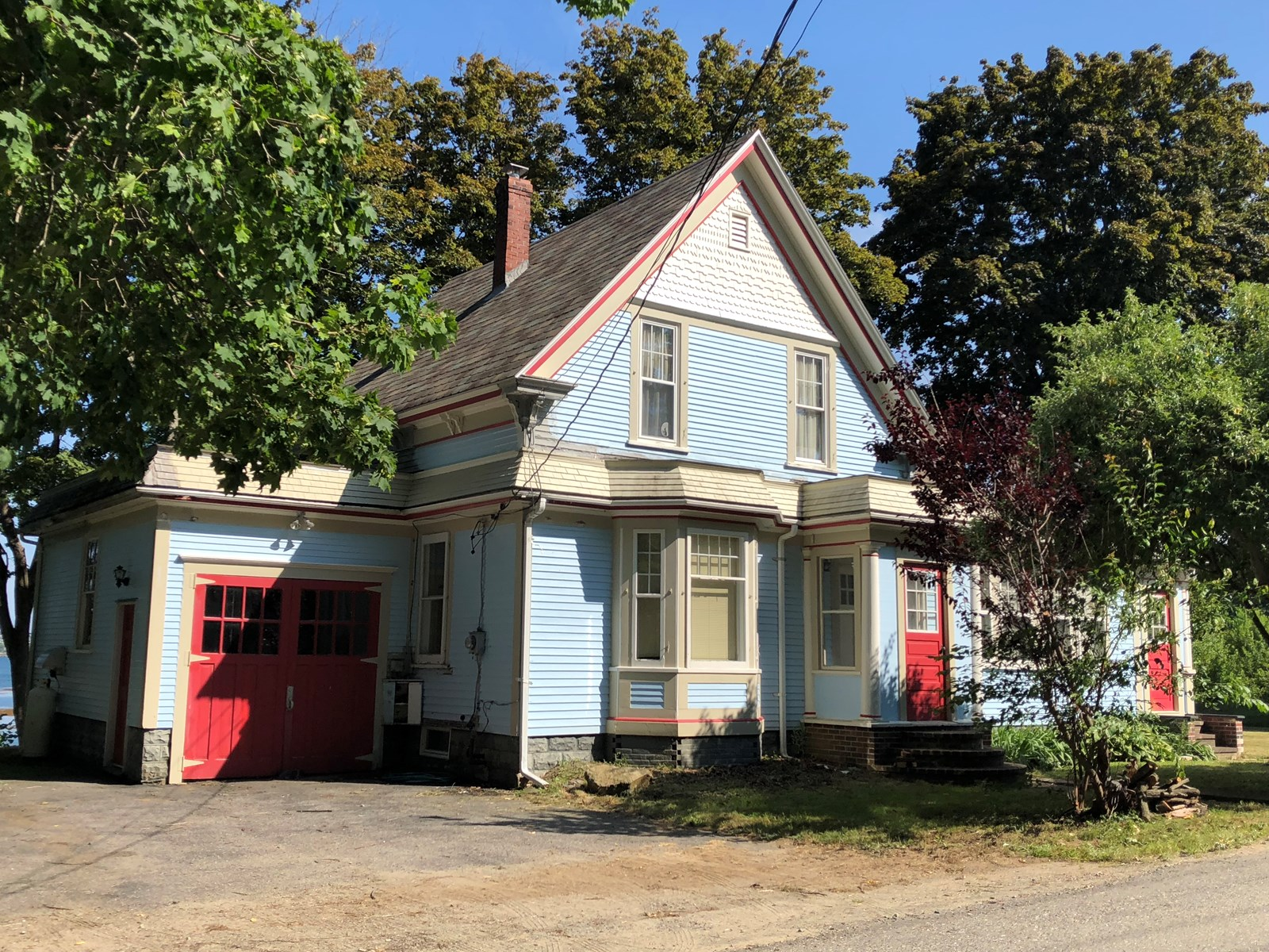 Historic Victorian Home For Sale | Lubec, Maine