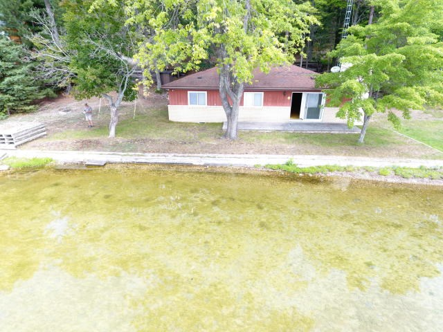 Waterfront Home on Avery Lake near Atlanta MI