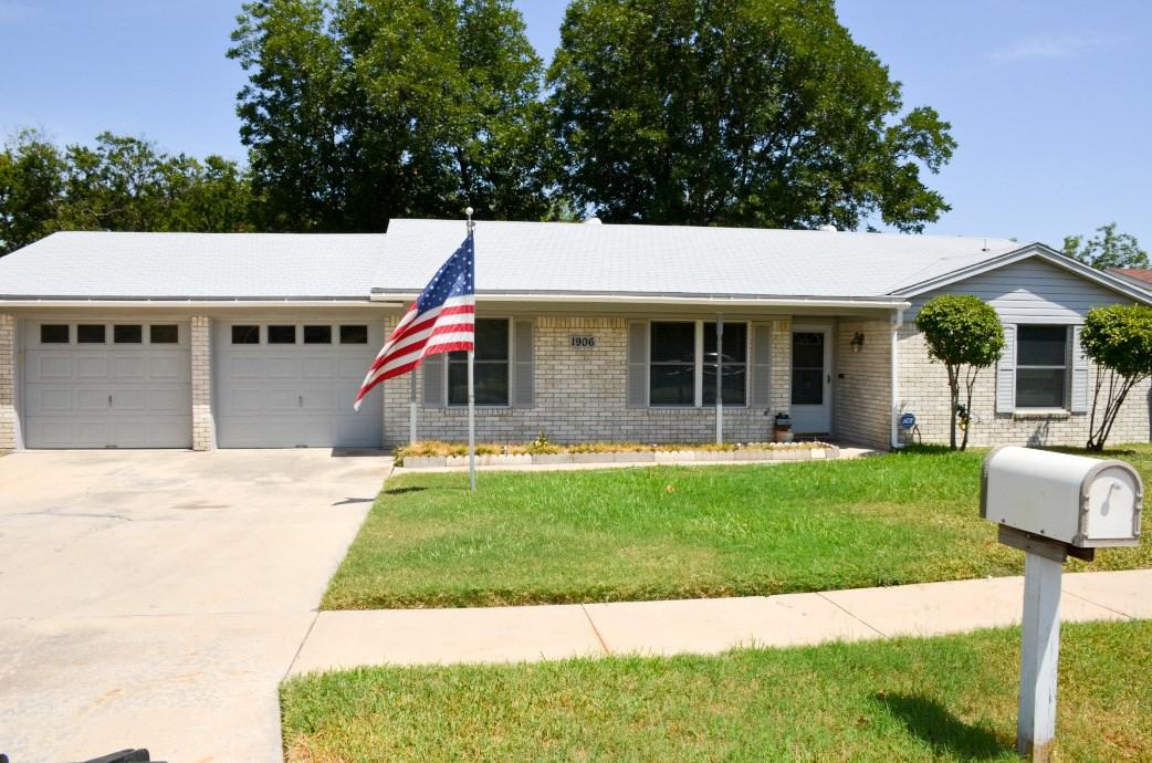 Killeen Home for Sale near Fort Hood; VA Loan Ready