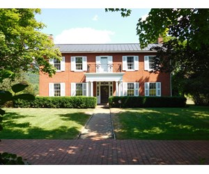 Historic Colonial Home on 189 Acres