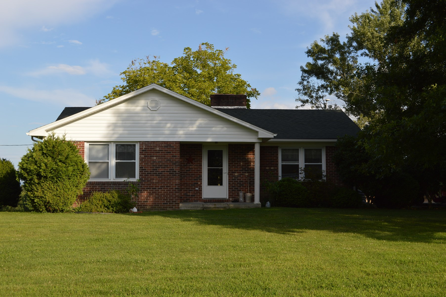 Nice Brick Ranch Home in Grayson County Indpendence VA