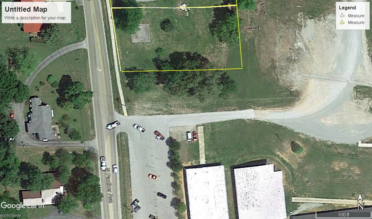COMMERCIAL PROPERTY FOR SALE IN YELLVILLE AR